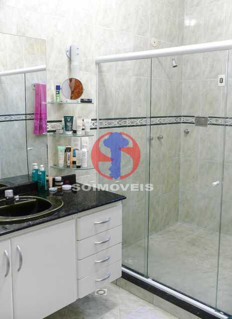WC - Casa de Vila 3 quartos à venda Tijuca, Rio de Janeiro - R$ 1.300.000 - TJCV30093 - 25
