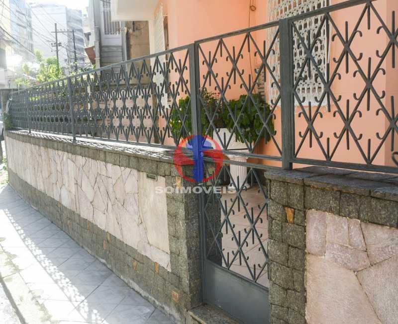 ENTRADA - Casa de Vila 3 quartos à venda Tijuca, Rio de Janeiro - R$ 1.300.000 - TJCV30093 - 4