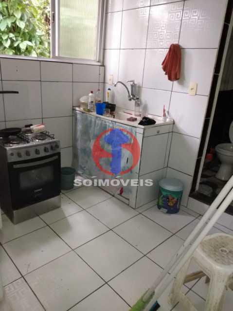 cozinha casa de cima - Casa 4 quartos à venda Rio Comprido, Rio de Janeiro - R$ 180.000 - TJCA40067 - 15