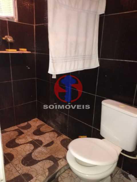 banheiro - Casa 4 quartos à venda Rio Comprido, Rio de Janeiro - R$ 180.000 - TJCA40067 - 12