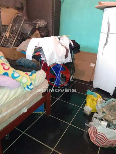 Segundo quarto - casa de cima - Casa 4 quartos à venda Rio Comprido, Rio de Janeiro - R$ 180.000 - TJCA40067 - 18