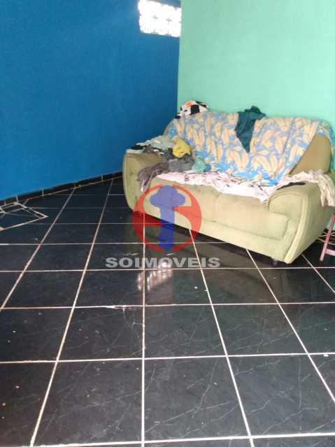 sala - casa de cima - Casa 4 quartos à venda Rio Comprido, Rio de Janeiro - R$ 180.000 - TJCA40067 - 13