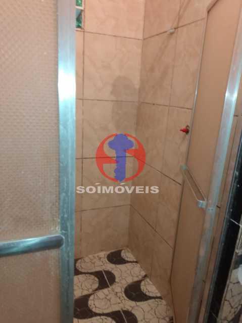 banheiro - casa de cima - Casa 4 quartos à venda Rio Comprido, Rio de Janeiro - R$ 180.000 - TJCA40067 - 20