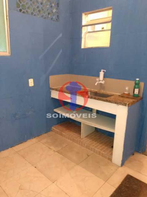 cozinha - Casa 4 quartos à venda Rio Comprido, Rio de Janeiro - R$ 180.000 - TJCA40067 - 11