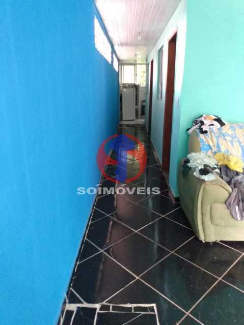 sala - casa de cima - Casa 4 quartos à venda Rio Comprido, Rio de Janeiro - R$ 180.000 - TJCA40067 - 14