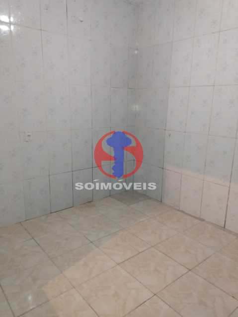 Segundo quarto - Casa 4 quartos à venda Rio Comprido, Rio de Janeiro - R$ 180.000 - TJCA40067 - 8