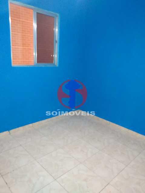 Primeiro quarto - Casa 4 quartos à venda Rio Comprido, Rio de Janeiro - R$ 180.000 - TJCA40067 - 7