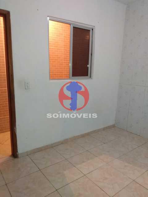 Segundo quarto - Casa 4 quartos à venda Rio Comprido, Rio de Janeiro - R$ 180.000 - TJCA40067 - 9