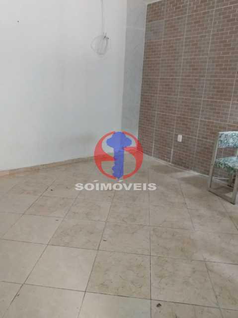sala - Casa 4 quartos à venda Rio Comprido, Rio de Janeiro - R$ 180.000 - TJCA40067 - 5