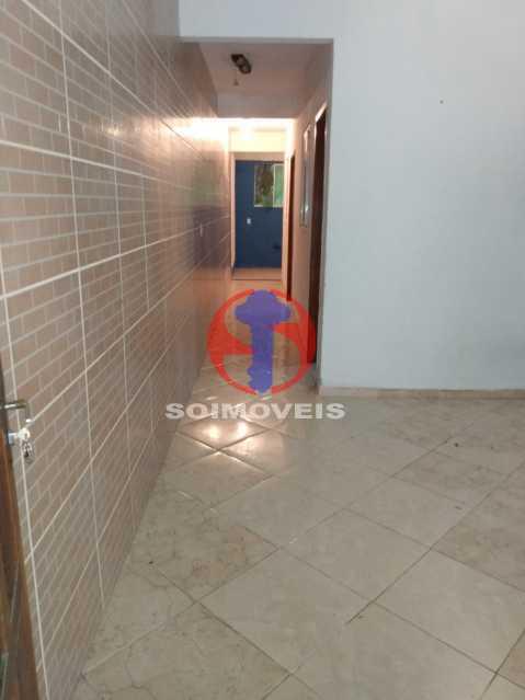 sala - casa de baixo - Casa 4 quartos à venda Rio Comprido, Rio de Janeiro - R$ 180.000 - TJCA40067 - 4