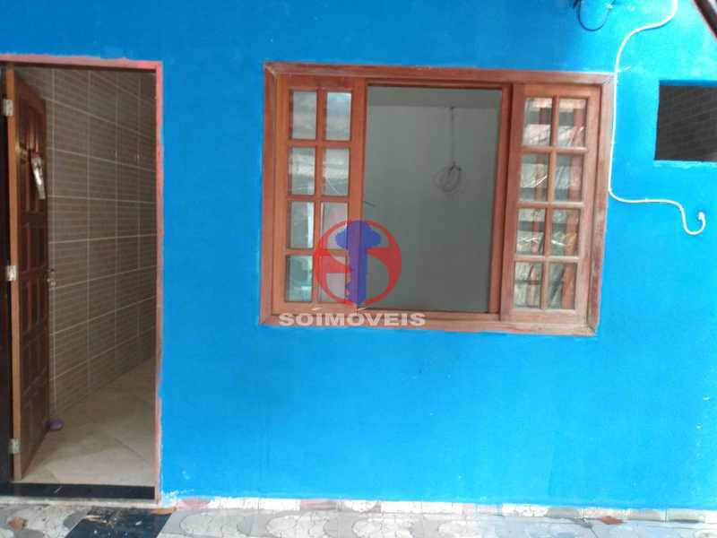 Entrada - Casa 4 quartos à venda Rio Comprido, Rio de Janeiro - R$ 180.000 - TJCA40067 - 3