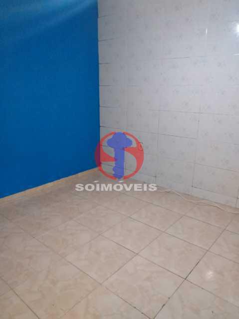Primeiro quarto - Casa 4 quartos à venda Rio Comprido, Rio de Janeiro - R$ 180.000 - TJCA40067 - 6