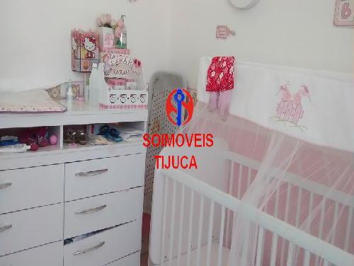 1° QUARTO ANGULO III - Apartamento 2 quartos à venda Vila Isabel, Rio de Janeiro - R$ 250.000 - TA25082 - 9