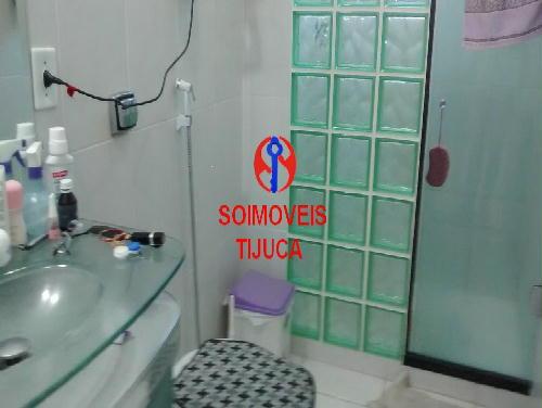 BANHEIRO SOCIAL - Apartamento 2 quartos à venda Vila Isabel, Rio de Janeiro - R$ 250.000 - TA25082 - 15