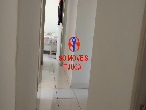 CIRCULAÇÃO - Apartamento 2 quartos à venda Vila Isabel, Rio de Janeiro - R$ 250.000 - TA25082 - 14