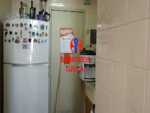 COZINHA ANGULO II - Apartamento 2 quartos à venda Vila Isabel, Rio de Janeiro - R$ 250.000 - TA25082 - 21