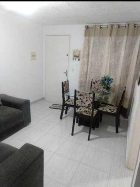 103010681518437 - Apartamento 2 quartos à venda Jundiapeba, Mogi das Cruzes - R$ 95.000 - BIAP20045 - 4