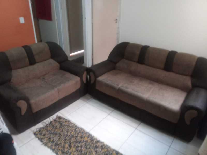 3fb154c0-ead7-4941-91c6-f6b449 - Apartamento 2 quartos à venda Jundiapeba, Mogi das Cruzes - R$ 96.000 - BIAP20054 - 1