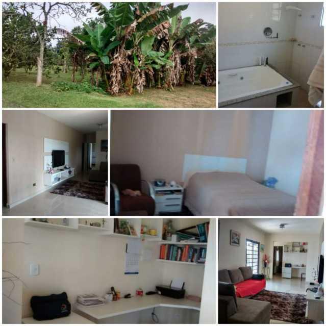 4bac4fe6-2029-446a-b849-2d70a4 - Chácara à venda Conjunto Habitacional Ana Paula, Mogi das Cruzes - R$ 600.000 - BICH30002 - 4