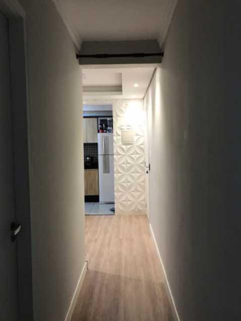 402150152853110 - Apartamento 2 quartos à venda Vila Mogilar, Mogi das Cruzes - R$ 295.000 - BIAP20072 - 3