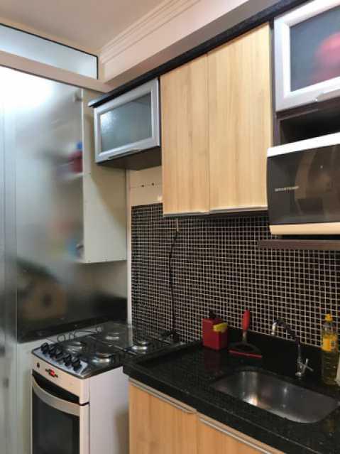 403159156277388 - Apartamento 2 quartos à venda Vila Mogilar, Mogi das Cruzes - R$ 295.000 - BIAP20072 - 4