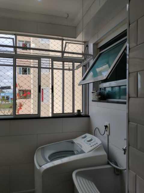 790016017954043 - Apartamento 2 quartos à venda Jundiapeba, Mogi das Cruzes - R$ 180.000 - BIAP20075 - 1
