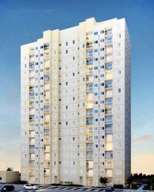 357184752014614 - Apartamento 2 quartos à venda Vila Mogilar, Mogi das Cruzes - R$ 287.000 - BIAP20079 - 1