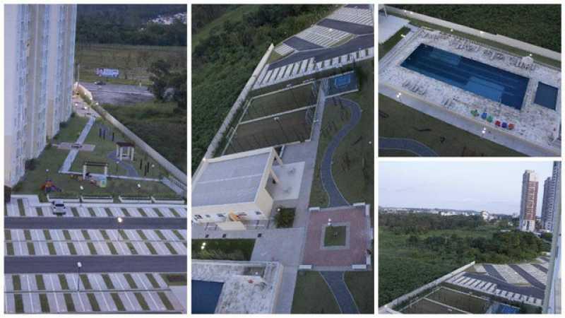 358125030537933 - Apartamento 2 quartos à venda Vila Mogilar, Mogi das Cruzes - R$ 287.000 - BIAP20079 - 3