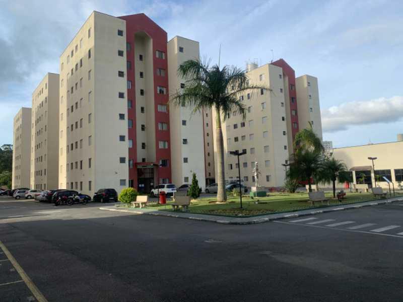 669138730490990 - Apartamento 2 quartos à venda Vila Mogilar, Mogi das Cruzes - R$ 230.000 - BIAP20080 - 1