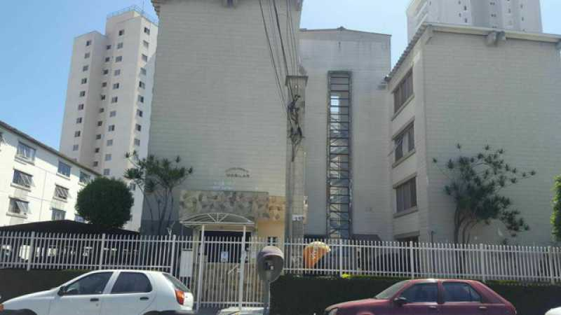 262190155594215 - Apartamento 2 quartos à venda Vila Mogilar, Mogi das Cruzes - R$ 186.000 - BIAP20081 - 1