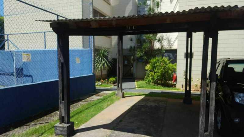 264154750465169 - Apartamento 2 quartos à venda Vila Mogilar, Mogi das Cruzes - R$ 186.000 - BIAP20081 - 7