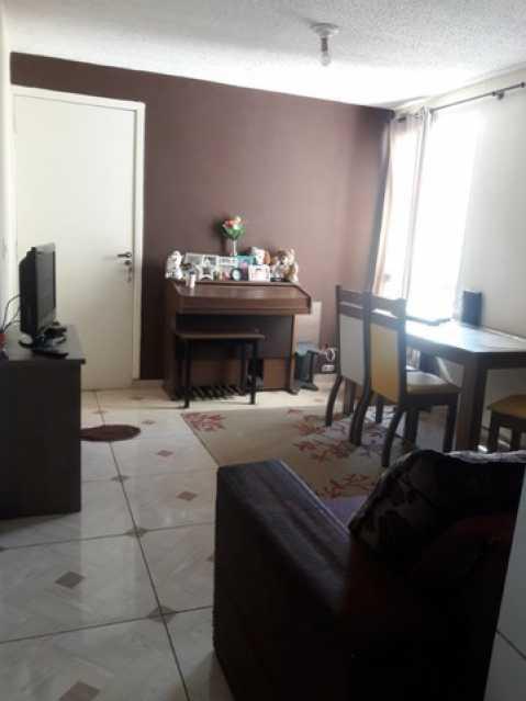 295105391571024 - Apartamento 2 quartos à venda Jundiapeba, Mogi das Cruzes - R$ 180.000 - BIAP20082 - 1