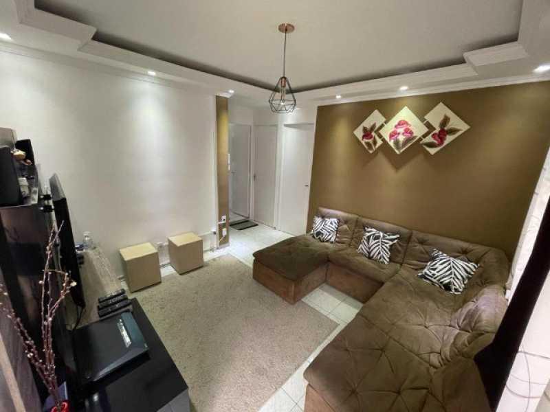 283177275189207 - Apartamento 2 quartos à venda Conjunto Residencial do Bosque, Mogi das Cruzes - R$ 230.000 - BIAP20083 - 8