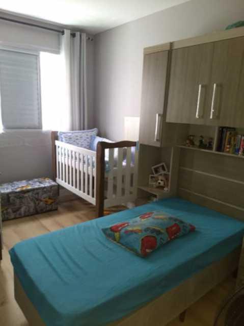 583089218835461 - Apartamento 2 quartos à venda Jundiapeba, Mogi das Cruzes - R$ 160.000 - BIAP20086 - 7