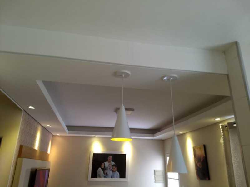 584090336166794 - Apartamento 2 quartos à venda Jundiapeba, Mogi das Cruzes - R$ 160.000 - BIAP20086 - 9