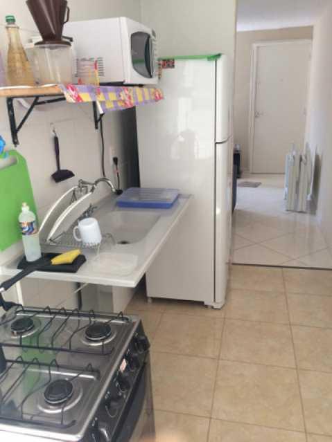431064217802736 - Apartamento 2 quartos à venda Jundiapeba, Mogi das Cruzes - R$ 135.000 - BIAP20087 - 3