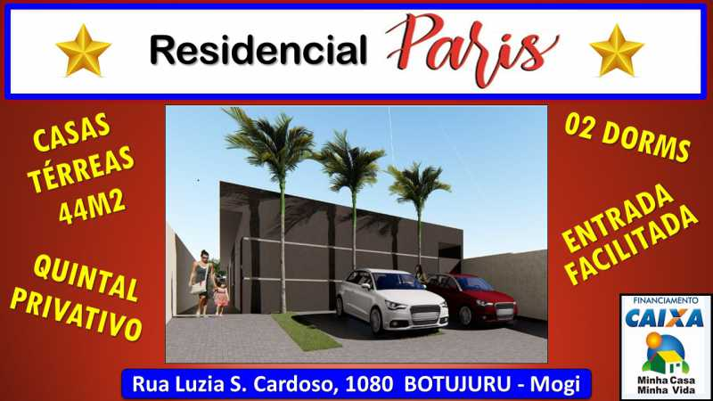 000ca42a-4326-45d2-976a-5fe18e - Casa em Condomínio 2 quartos à venda Vila São Paulo, Mogi das Cruzes - R$ 166.000 - BICN20002 - 1
