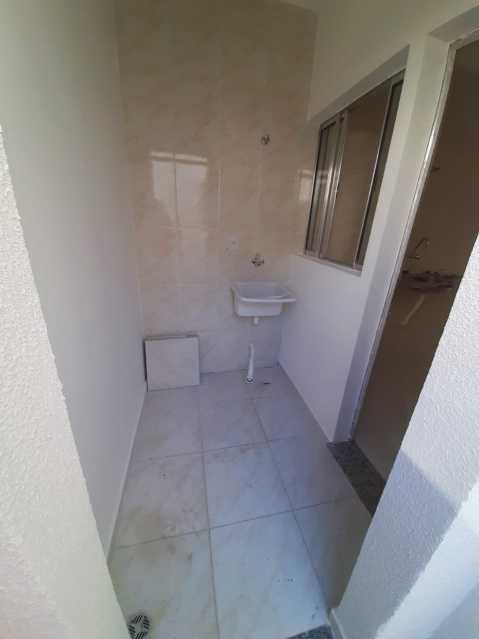2cb9560d-6be4-4422-9ba6-9aafe5 - Casa em Condomínio 2 quartos à venda Vila São Paulo, Mogi das Cruzes - R$ 166.000 - BICN20002 - 4