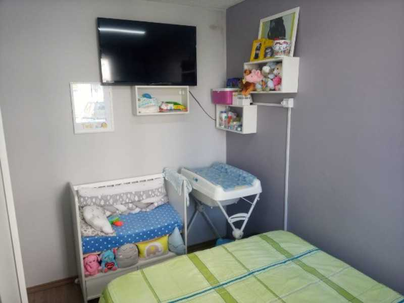 190042687143159 - Apartamento 1 quarto à venda Vila Mogilar, Mogi das Cruzes - R$ 202.000 - BIAP10004 - 3