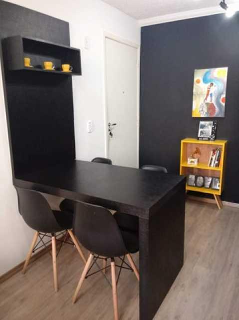 191045209063019 - Apartamento 1 quarto à venda Vila Mogilar, Mogi das Cruzes - R$ 202.000 - BIAP10004 - 4