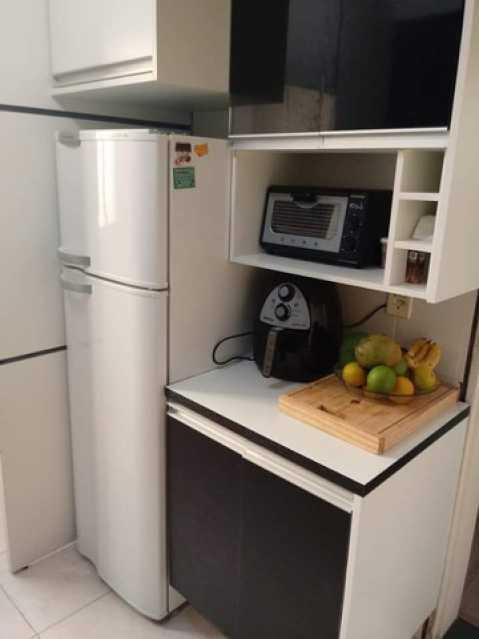 192011327586338 - Apartamento 1 quarto à venda Vila Mogilar, Mogi das Cruzes - R$ 202.000 - BIAP10004 - 6