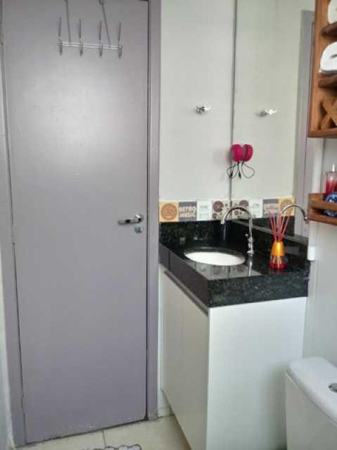197094809501662 - Apartamento 1 quarto à venda Vila Mogilar, Mogi das Cruzes - R$ 202.000 - BIAP10004 - 13