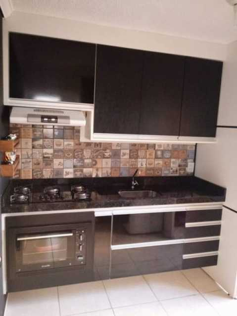 198066806057585 - Apartamento 1 quarto à venda Vila Mogilar, Mogi das Cruzes - R$ 202.000 - BIAP10004 - 1
