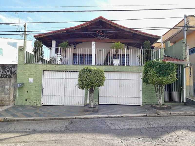 166035956930216 - Casa 3 quartos à venda Jardim Modelo, Mogi das Cruzes - R$ 650.000 - BICA30051 - 8