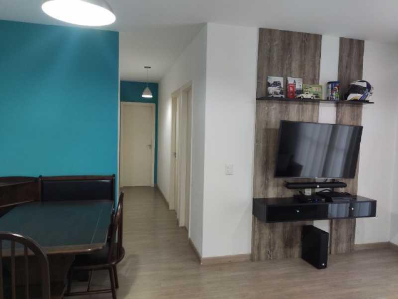 532054573807115 - Apartamento 2 quartos à venda Vila Mogilar, Mogi das Cruzes - R$ 360.000 - BIAP20100 - 9