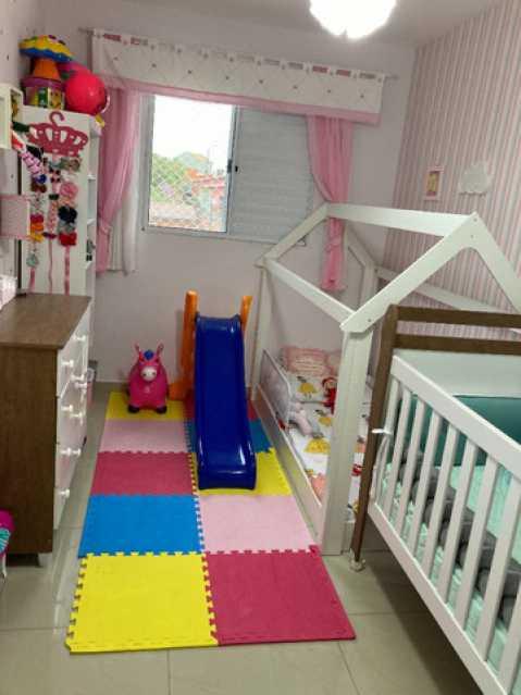 390186840833963 - Apartamento 2 quartos à venda Vila Nova Cintra, Mogi das Cruzes - R$ 199.000 - BIAP20103 - 5