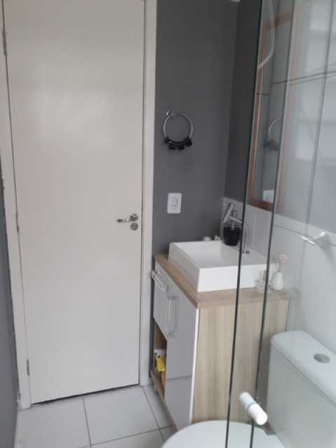 582116242862305 - Apartamento 1 quarto à venda Conjunto Residencial do Bosque, Mogi das Cruzes - R$ 145.000 - BIAP10006 - 3