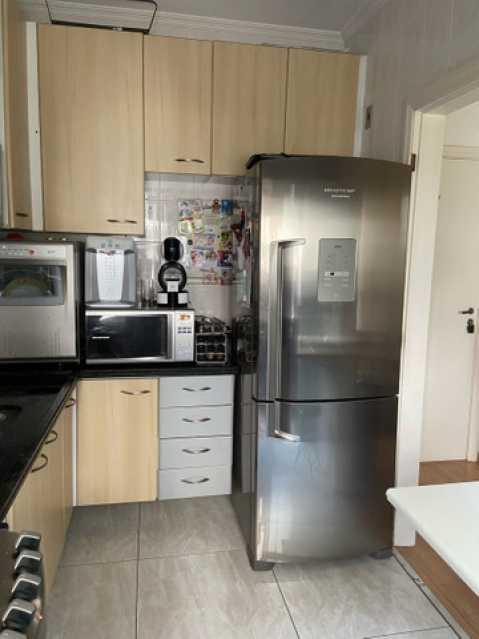 814120252623043 - Apartamento 2 quartos à venda Vila Mogilar, Mogi das Cruzes - R$ 281.000 - BIAP20111 - 3