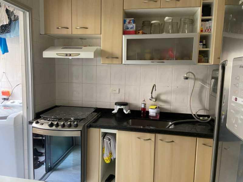 817142379354981 - Apartamento 2 quartos à venda Vila Mogilar, Mogi das Cruzes - R$ 281.000 - BIAP20111 - 7