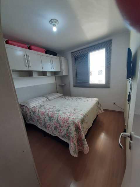 98873e9e-794f-45af-a87b-ced3c6 - Apartamento 2 quartos à venda Conjunto Residencial do Bosque, Mogi das Cruzes - R$ 170.000 - BIAP20124 - 5
